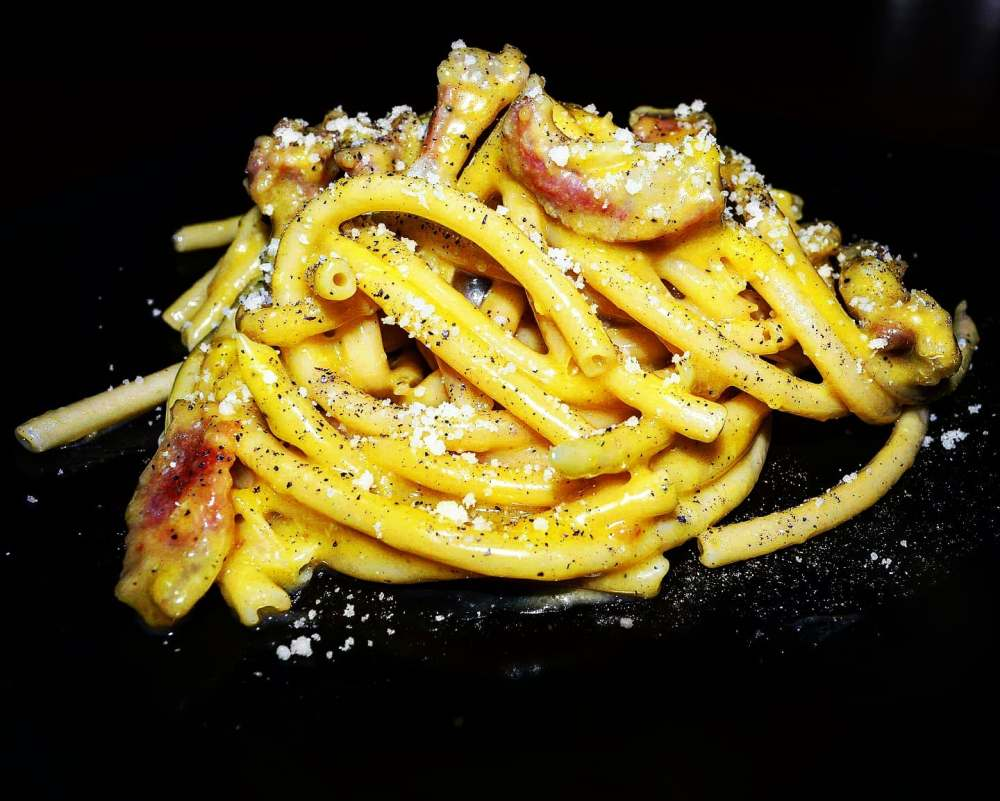 carbonara modificata